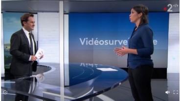 Vidéosurveillance : une méthode à succès en France